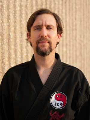 Master Sean O'Brien