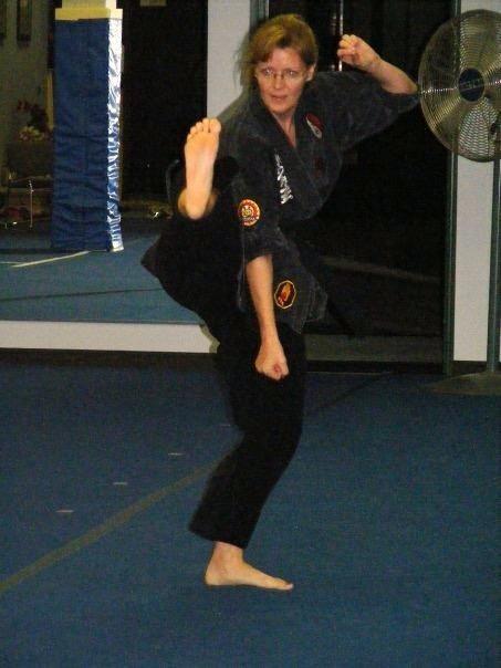 Master Sheryl Schaefer