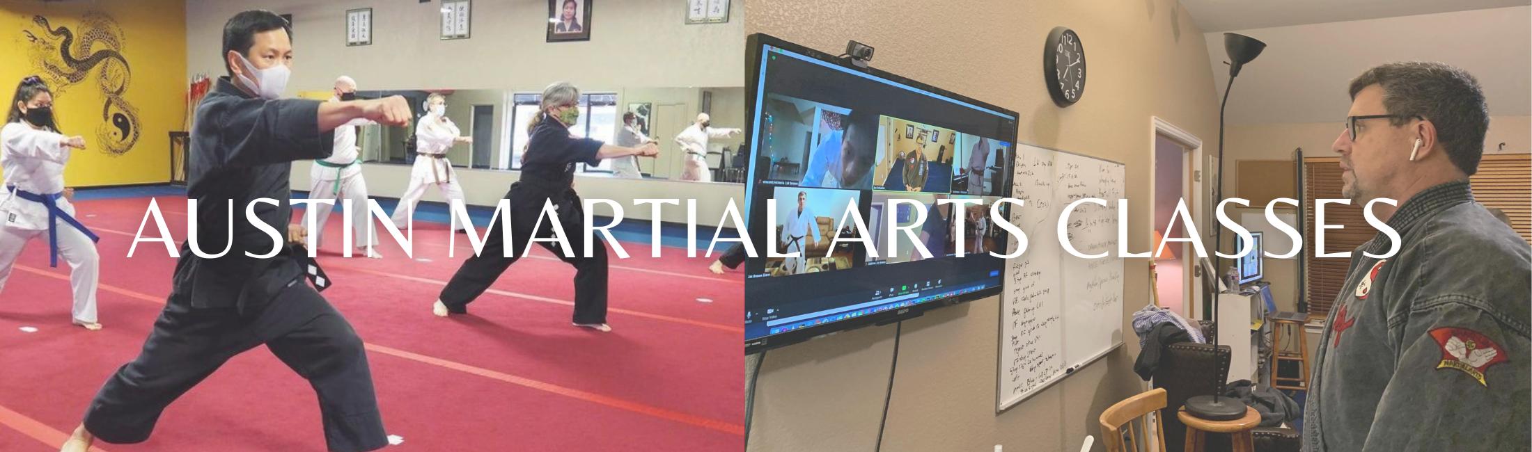 Austin Martial Arts Classes